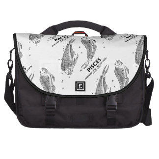Pisces (February 19th - March 20th) Computer Bag