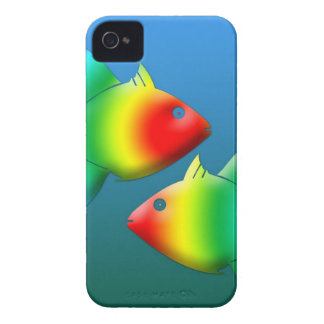 pisces fish animal sea life  signs of the zodiac iPhone 4 Case-Mate case