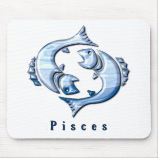Pisces Fish Mousepad