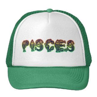 Pisces Fish Trucker Hat