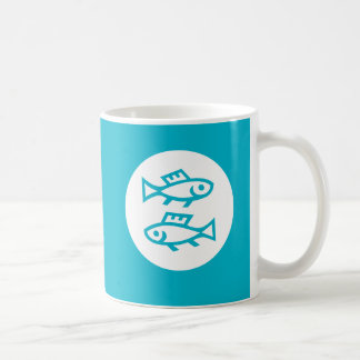 Pisces Fish Zodiac Horoscope Sign Astrology Mug