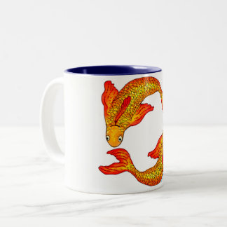 Pisces Fish Zodiac Sign Mug