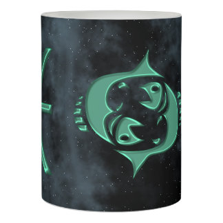 Pisces Flameless Candle