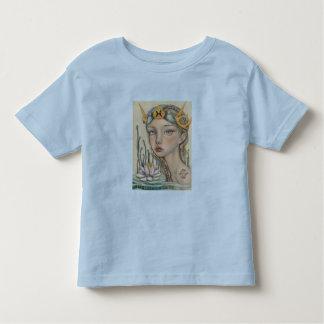 Pisces Girl Toddler T-shirt