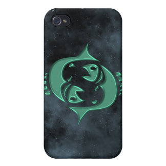 Pisces iPhone 4/4S Cover