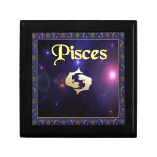 Pisces Jewelry Box