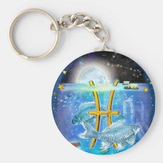 Pisces Key Chains
