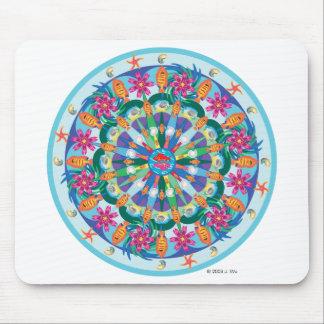 Pisces Mandala Mousepad