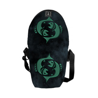 Pisces Messenger Bag