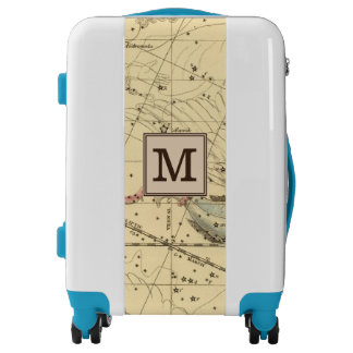Pisces | Monogram Luggage