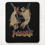 pisces mouse pads