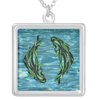 Pisces Necklace (Feb-March Zodiac)