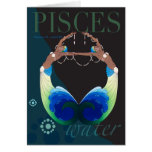 Pisces Note Stationery Note Card