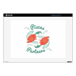 Pisces Partners Decals For Laptops