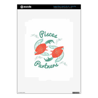 Pisces Partners iPad 3 Decal