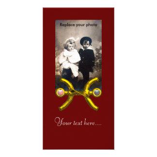 PISCES PHOTO CARD