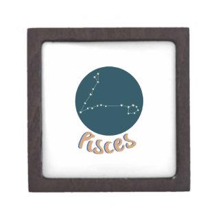 Pisces Premium Jewelry Boxes