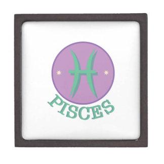 Pisces Premium Trinket Box