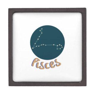Pisces Premium Jewelry Box
