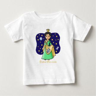 Pisces Princess Baby T-Shirt
