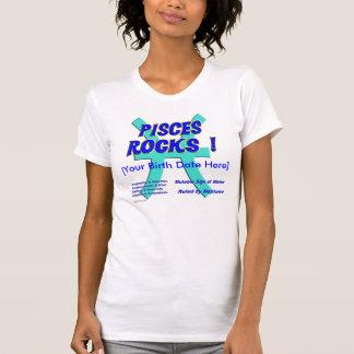 Pisces Rock ! Shirts