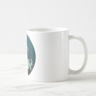 Pisces Round Coffee Mug