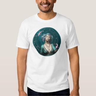Pisces Round T Shirt
