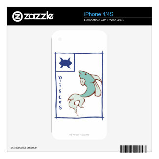 Pisces Skins For The iPhone 4S