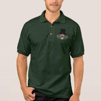 Pisces Skull Polo Shirt