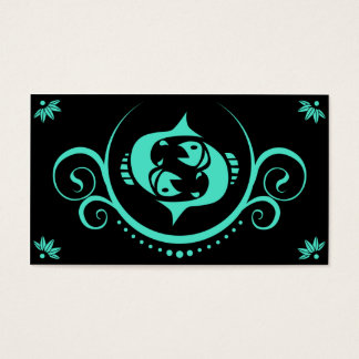 pisces sophistications business card