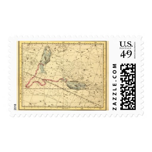 Pisces Stamps