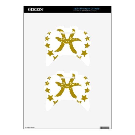 Pisces-Stars-Crown-.png Mando Xbox 360 Calcomanía
