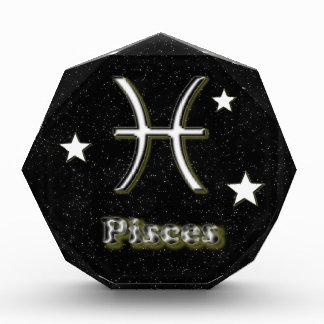 Pisces symbol award