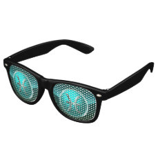Pisces - The Fish Astrological Sign Retro Sunglasses