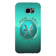 Pisces | The Fish Astrological Sign Samsung Galaxy S6 Case