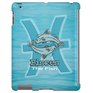 Pisces The Fish water sign ipad case