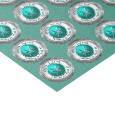 Pisces - The Fish Zodiac Sign Tissue Paper