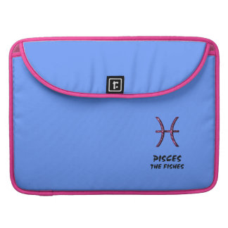Pisces the fishes sleeve MacBook pro sleeves
