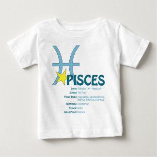 Pisces Traits Baby T-Shirt