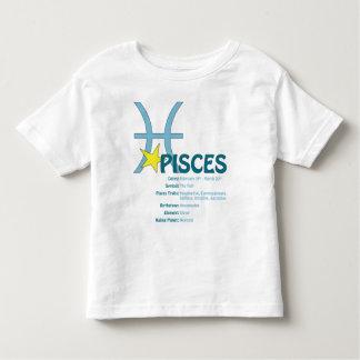 Pisces Traits Toddler T-Shirt