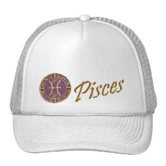 Pisces Trucker Hat