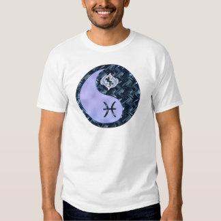 Pisces Yin Yang Tee Shirt