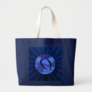 Pisces - Yoga Tote Bags