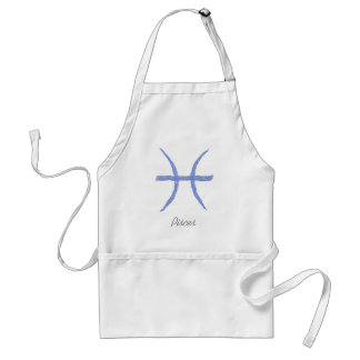 Pisces. Zodiac Astrology Sign. Aprons