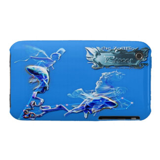 Pisces Zodiac for your iPhone 3 Case