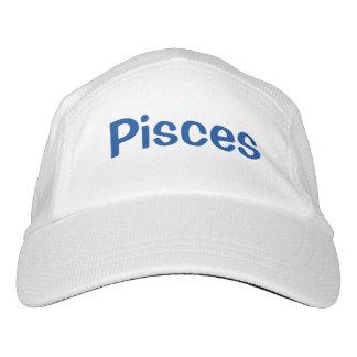 Pisces Zodiac Sign Blue Hat