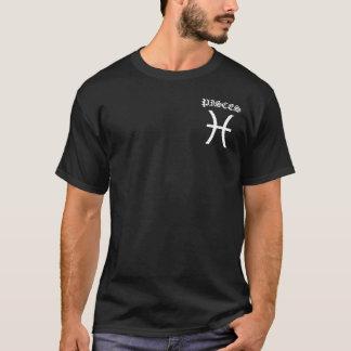 Pisces Zodiac Sign Dark Shirt