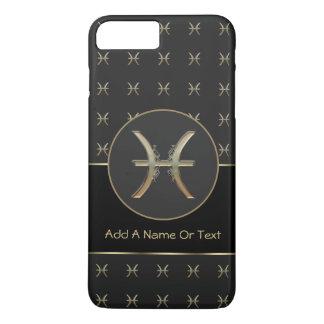 Pisces Zodiac Sign Personalized iPhone 7 Plus Case