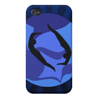 Pisces Zodiac Sign - Yoga i iPhone 4/4S Cover