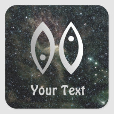 Pisces Zodiac Star Sign Name Gift Tag Bookplate at Zazzle